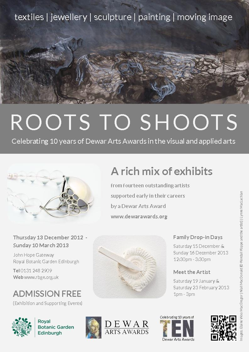 Roots to Shoots poster